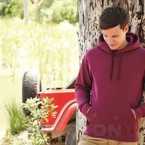 2233 300x300 - Moški pulover s kapuco