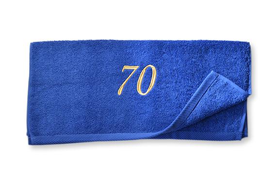 70 - Brisača z logotipom