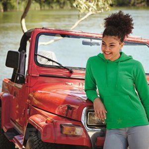 764851 300x300 - Ženski pulover s kapuco