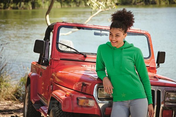 764851 600x400 - Ženski pulover s kapuco
