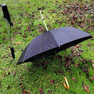 palice odprta 300x300 - Pohodniška palica z dežnikom